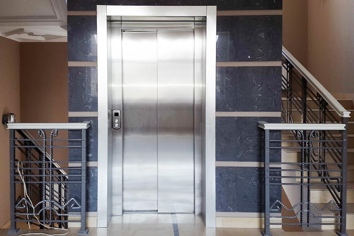 Лифт в малоквартирном доме 800, поселок Довиль