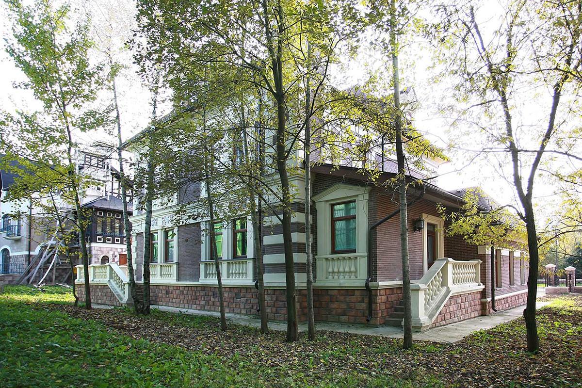 Фото дома Солиан в Довиле