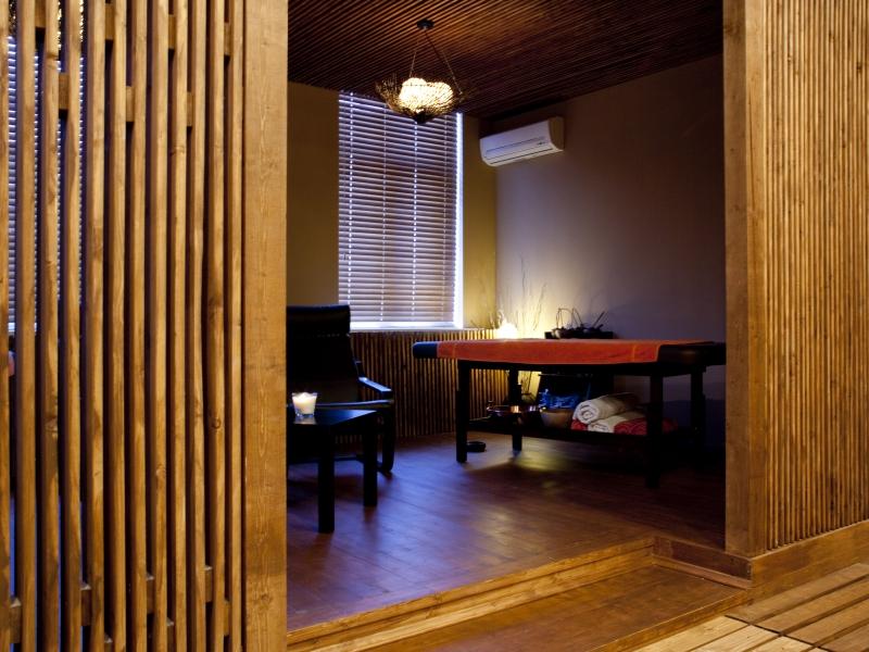 Кабинет для тайского массажа в SPA 10