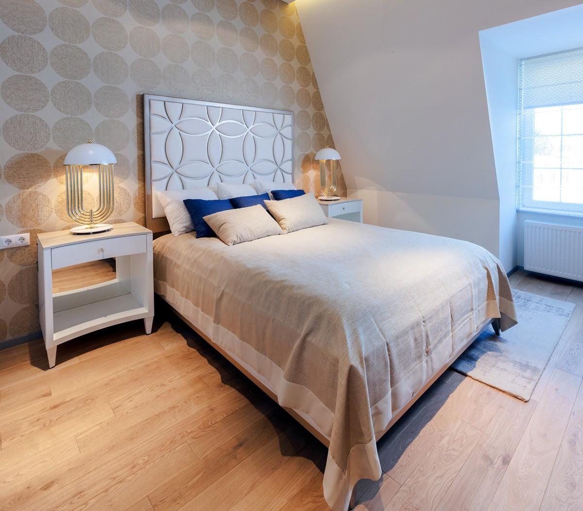 Спальня 1 в квартире 3 в доме 800, КП Довиль