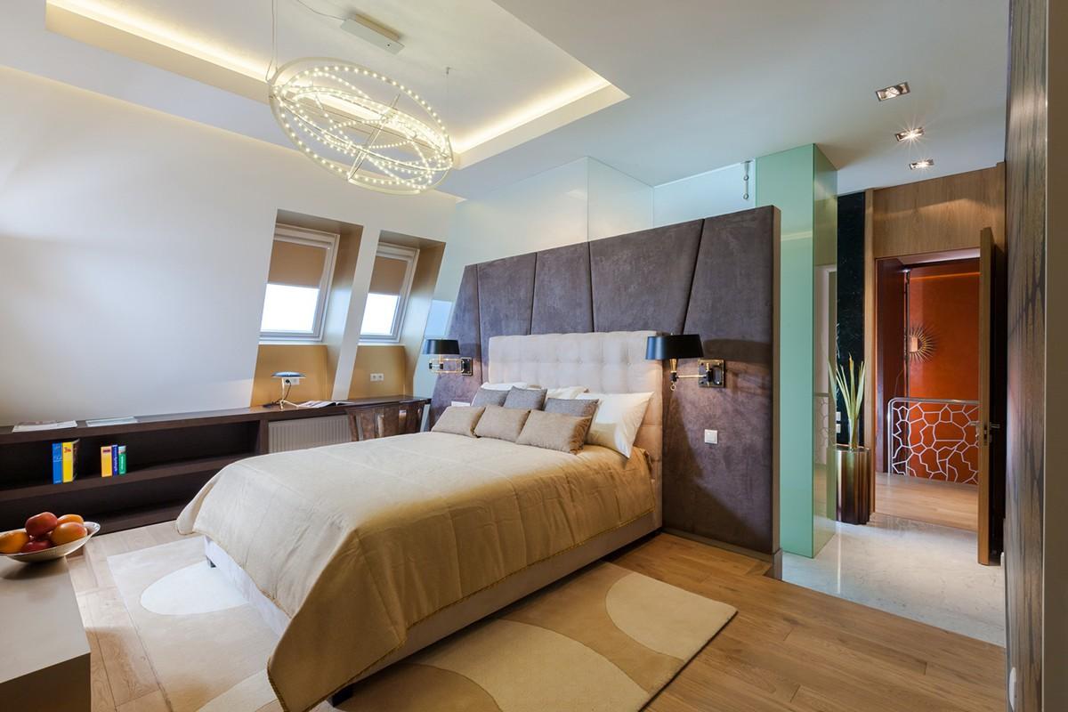 Спальня 2 в квартире 3 в доме 800, КП Довиль