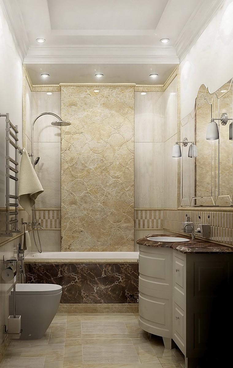 Ванная комната квартиры 10 в доме 800, коттеджный поселок Довиль