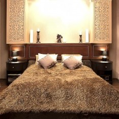 Спальня в таунхаусе кп Довиль