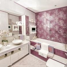 Ванная для спальни 1
