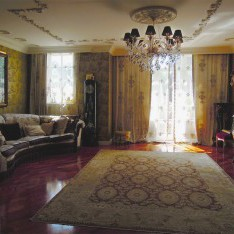 Гостиная танухауса 528 под ключ, КП Довиль, вид 1