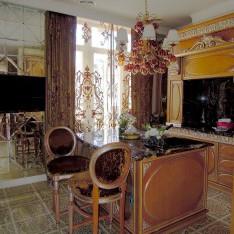 Кухня-столовая таунхауса 528 под ключ, КП Довиль, вид 3