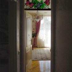 Вход в спальню 1 таунхауса 528, КП Довиль