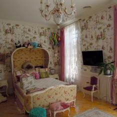 Спальня №1 таунхауса 528 под ключ, КП Довиль, вид 1