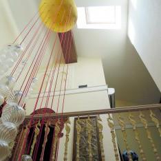 Лестница, вид 2, таунхаус 528, КП Довиль