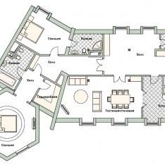 Квартира в кп Довиль