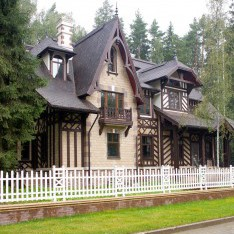 довиль коттеджный поселок купить дом