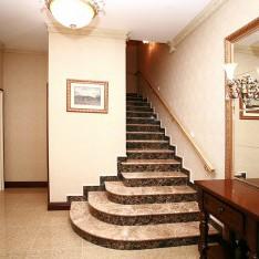 Холл 1-го этажа таунхауса 526 в поселке Довиль