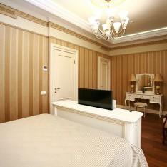 Спальня №1 таунхауса 526 в классическом стиле