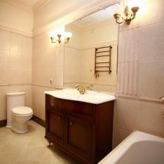 Ванная комната на втором этаже, дом 526, КП Довиль