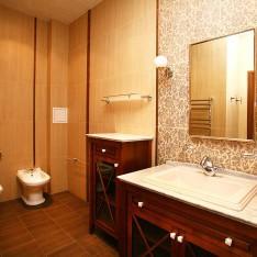 Ванная комната спальни №3 в доме 409, КП Довиль