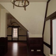 Комната на мансардном этаже дома Бремен в КП Довиль