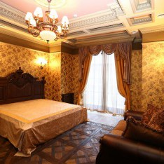 Главная спальня в доме 420, КП Довиль