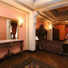 Спальня №2, дом 420, КП Довиль на Минском шоссе