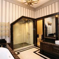 Ванная спальни №2 в доме 420 поселок Довиль