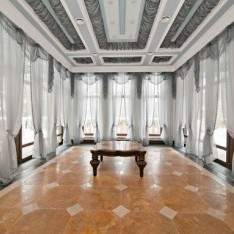 Комната с панорамным остеклением, дом 420, КП Довиль