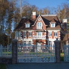 Продается дом 226 по проекту Соваж в Довиле