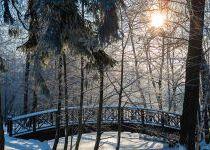 Зимняя сказка в КП Довиль